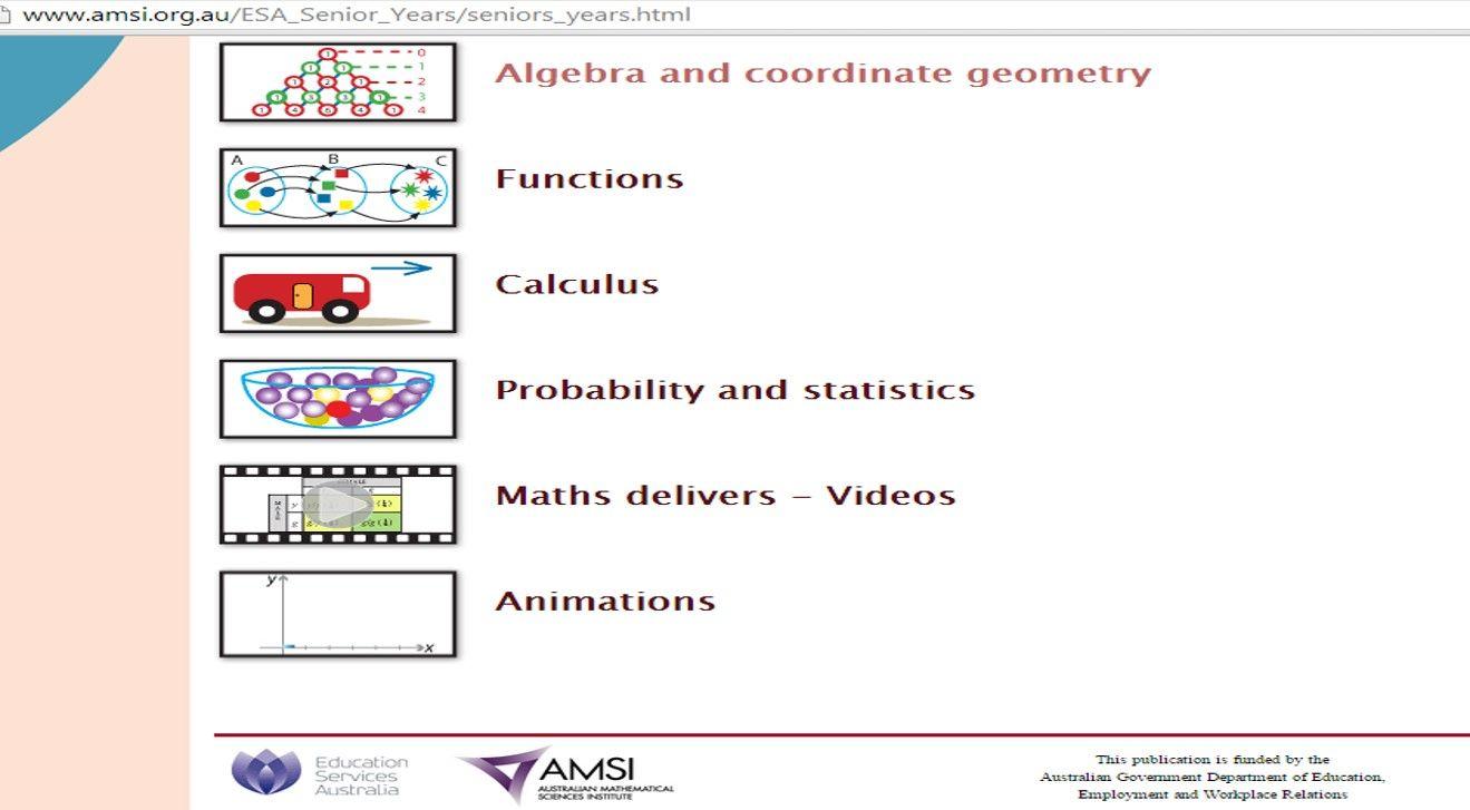 Years 11 and 12 modules - teacher resource: how to teach maths ...
