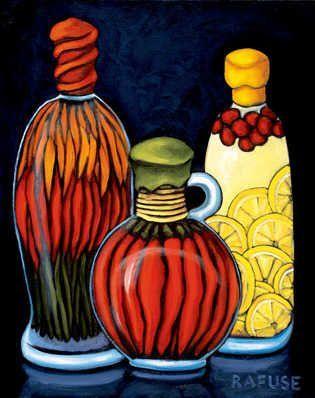 Fancy Oils II (Will Rafuse)