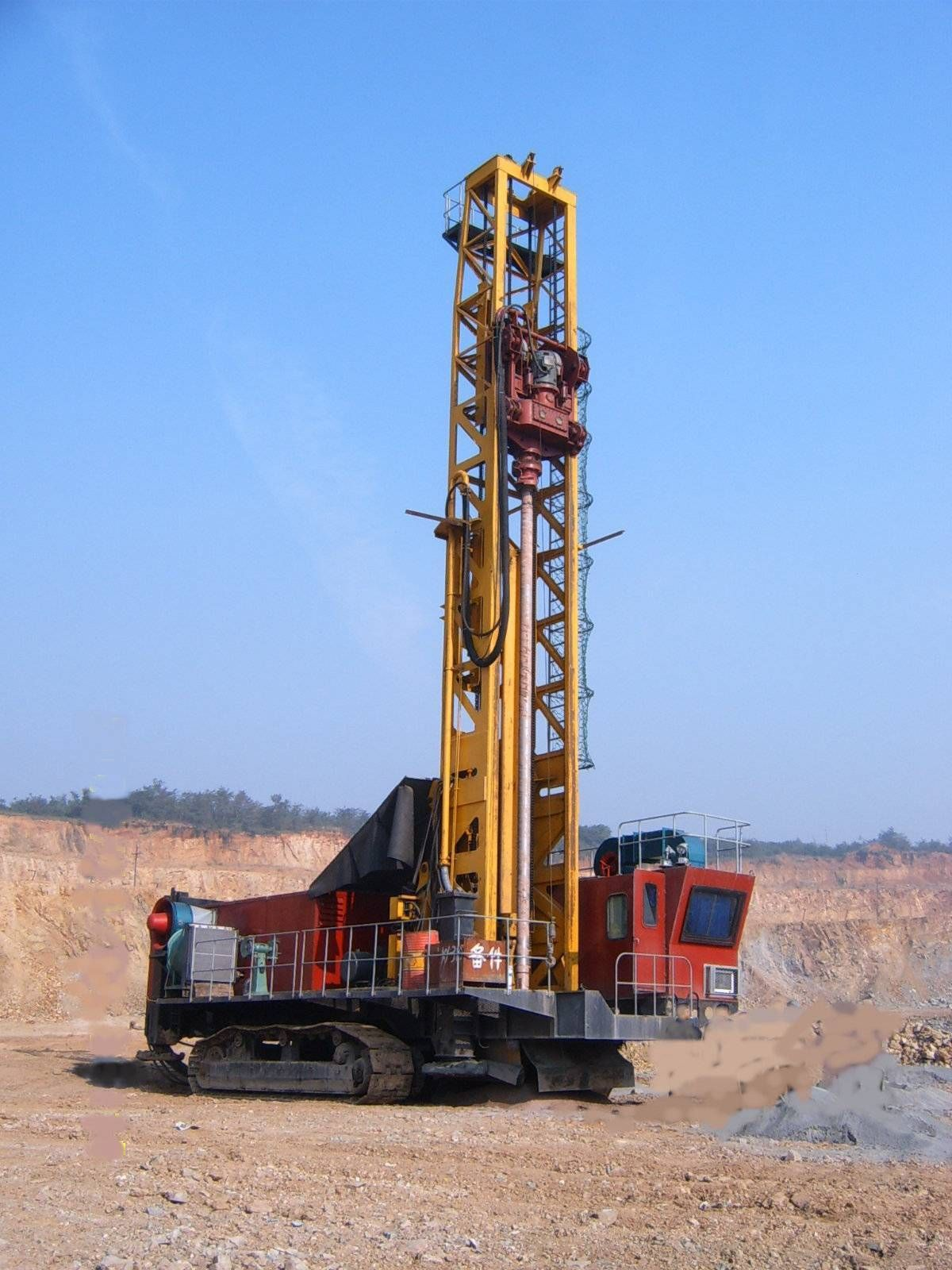 KY310A rotary blast hole drilling rig Drilling rig