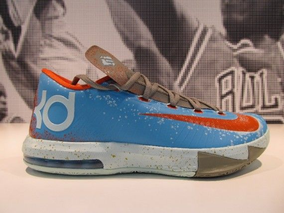 best website d2a16 ccb60 Nike KD 6 Blue Crab