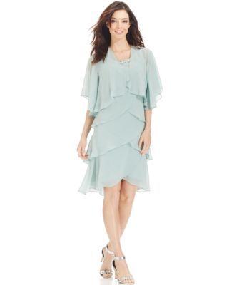 Macy's Shrugs for Dresses
