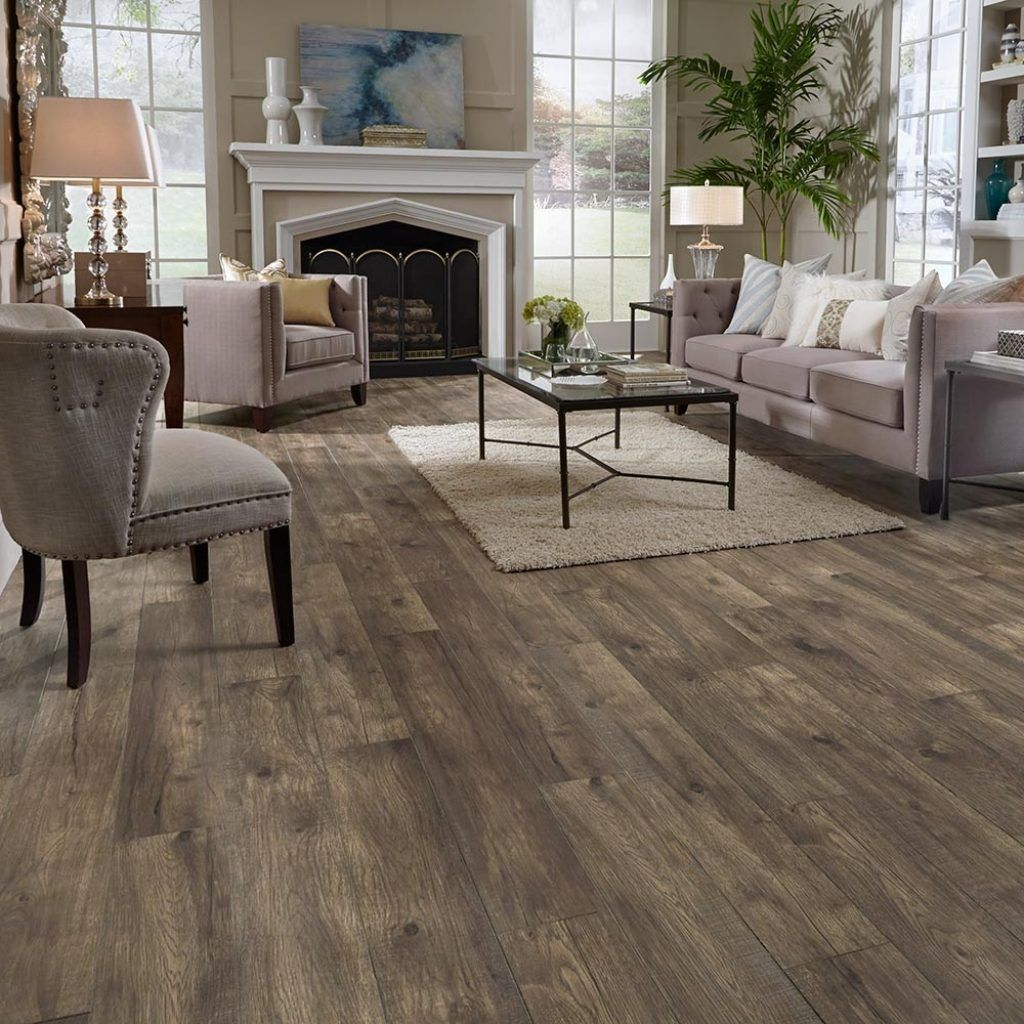 Cobblestone Style Laminate Tile Flooring From Mannington For The