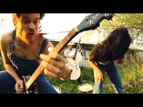 Metallica's 'Battery' Played On A Banjo - Digg