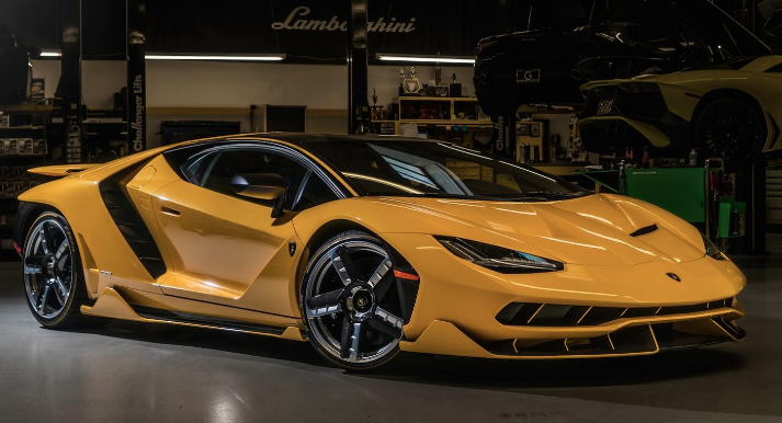 2019 Lamborghini Centenario Model Car Specs And Price The State
