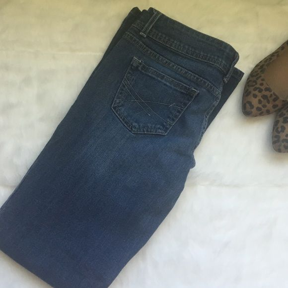 Aeropostale Hailey Flare Jeans Perfect condition Aeropostale flare jeans in size 3/4 Short. Bundle to get even bigger savings! Offers welcome. ❌No trades Aeropostale Jeans