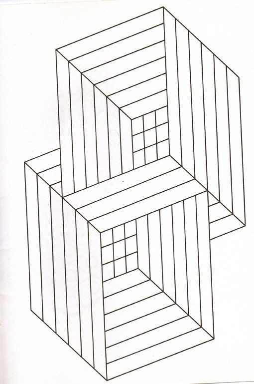 Optical Illusion Coloring Pages Online Printable - Enjoy Coloring ...