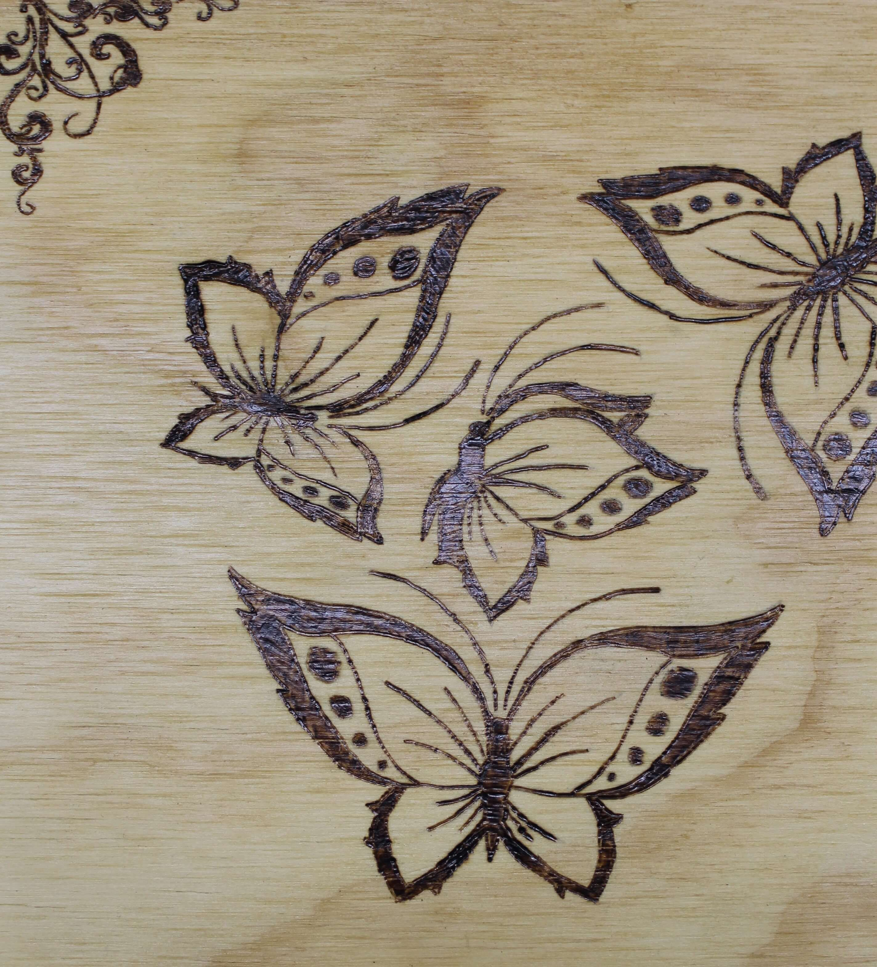 20 Free Printable Wood Burning Patterns For Beginners Wooden Thing