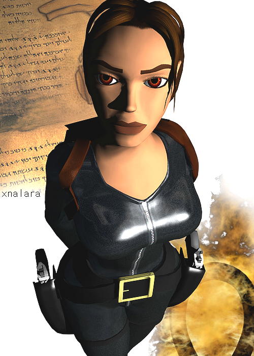 Tomb Raider Chronicles Tomb Raider Lara Croft Lara Croft