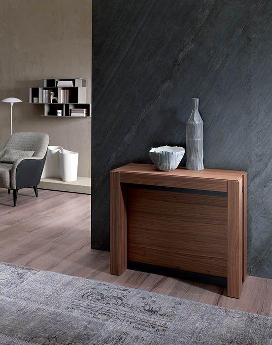 Tables Transformable Et Extensibles Chaises Modernes Tabourets Design Console A Rallonges Complements Modernes Tabouret Design