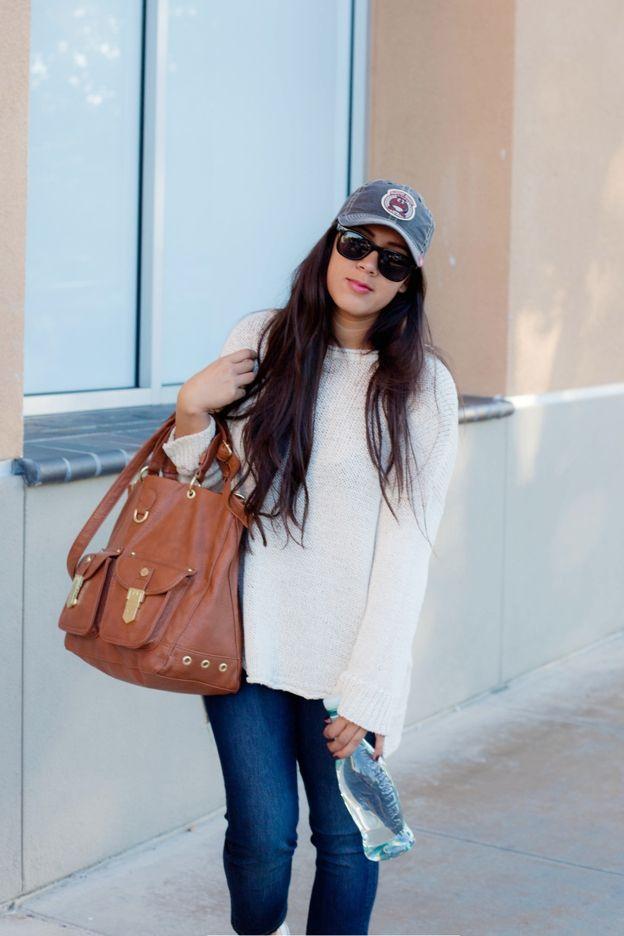 980a5522fe8 40 Fashion-Forward Ways to Wear a Baseball Cap This Spring