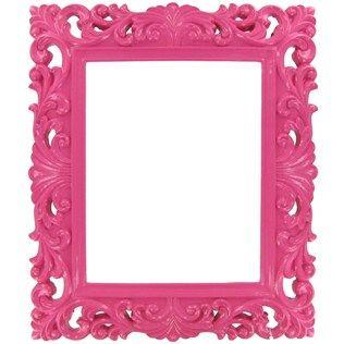 8 x 10 hot pink open frame shop hobby lobby