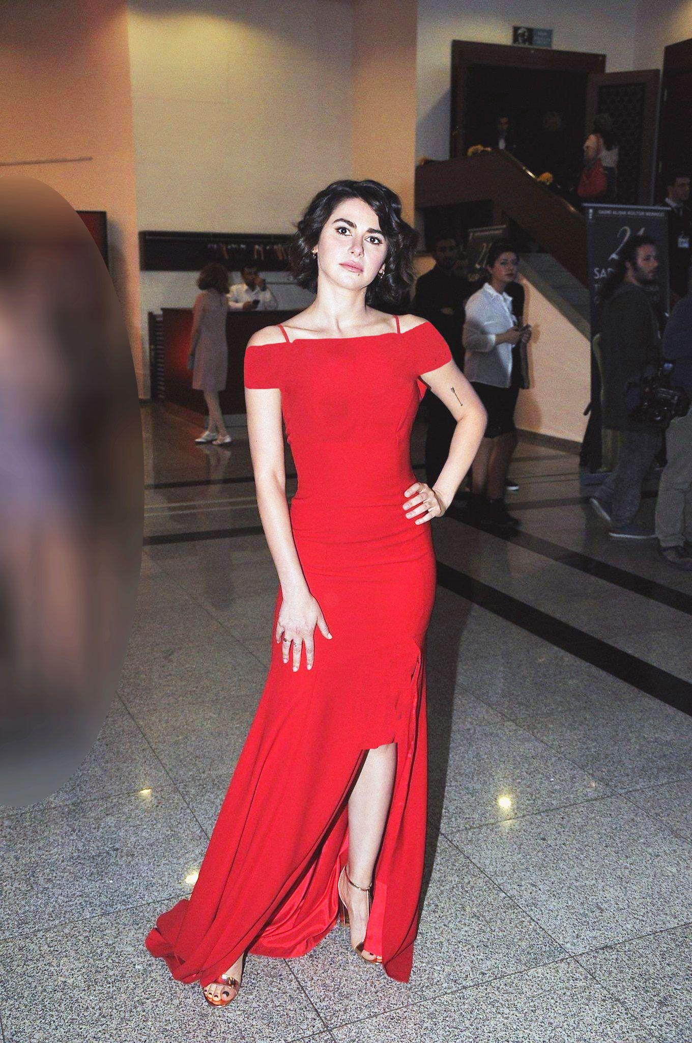 نسرین جوادزاده Formal Dresses Dresses Red Formal Dress
