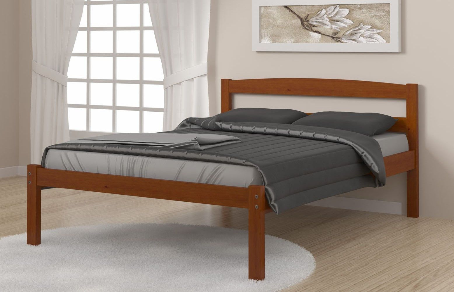 Carson Modern Bed in Full