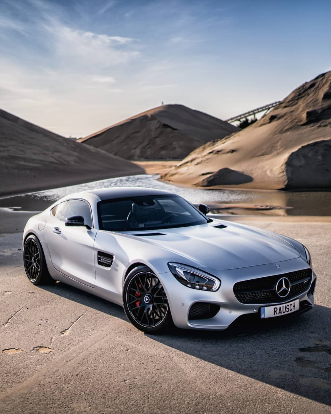Auto Mercedes Benz: Rausch Michael (@iamrausch) On