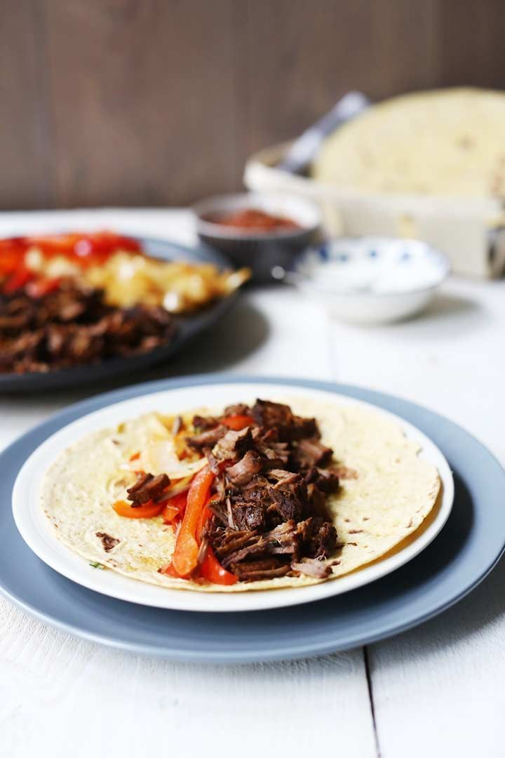 Brisket beef fajitas #beeffajitarecipe Shredded tender beef fajitas. Great Tex Mex dinner recipe made with slow cooked beef. Want to make this recipe visit thetortillachannel.com #beeffajitas #fajitas #slowcookedrecipe #fajitasrecipe #beeffajitarecipe Brisket beef fajitas #beeffajitarecipe Shredded tender beef fajitas. Great Tex Mex dinner recipe made with slow cooked beef. Want to make this recipe visit thetortillachannel.com #beeffajitas #fajitas #slowcookedrecipe #fajitasrecipe #beeffajitarec #beeffajitarecipe