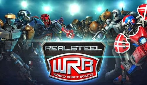 Pin On Real Steel