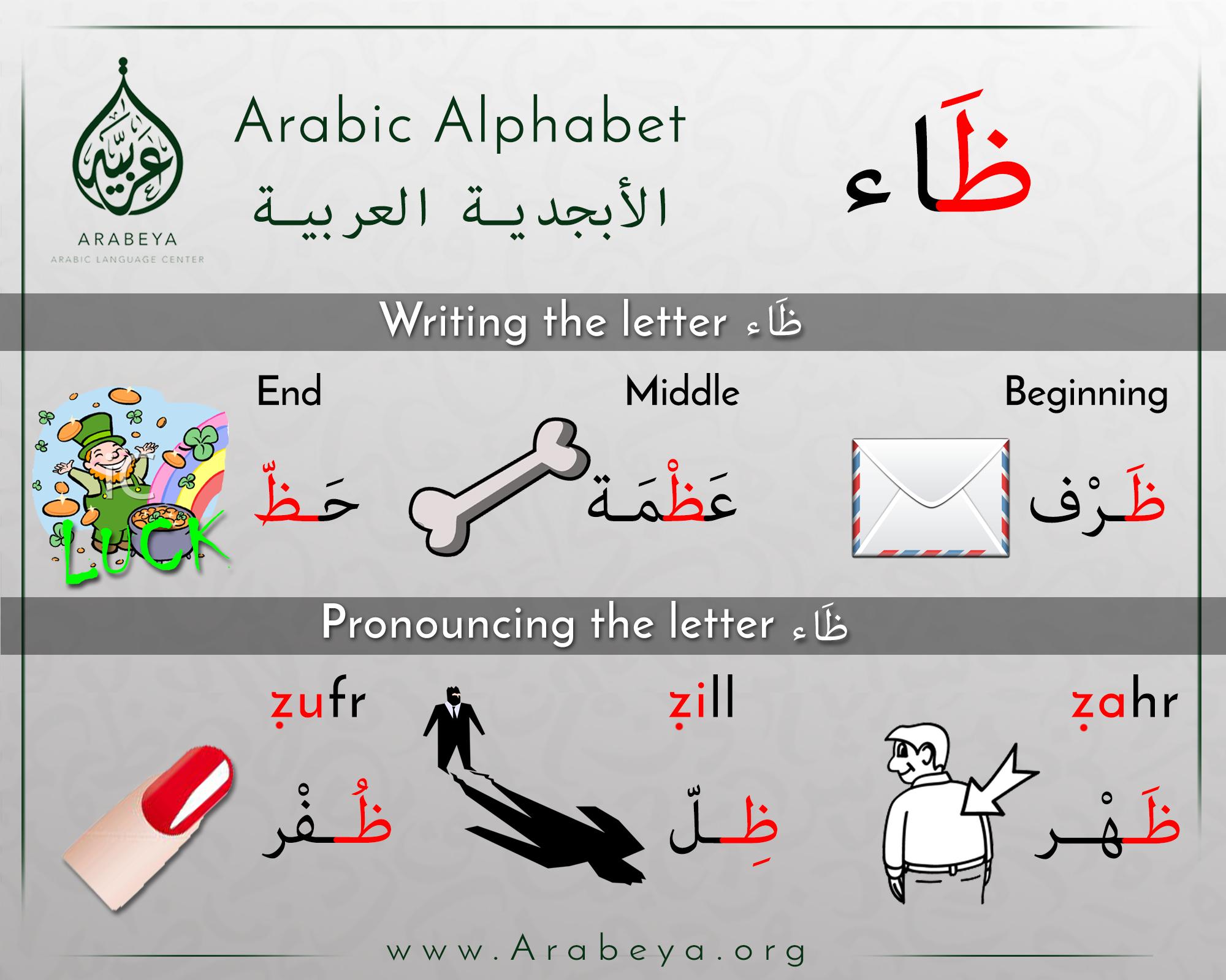 The Letter Zaa
