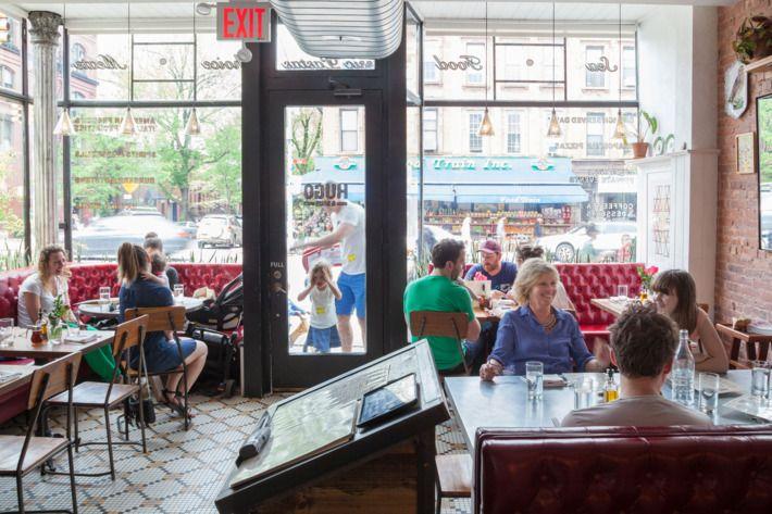 The Best Restaurants in Park Slope Brooklyn Bars \ Eats - new blueprint brooklyn menu