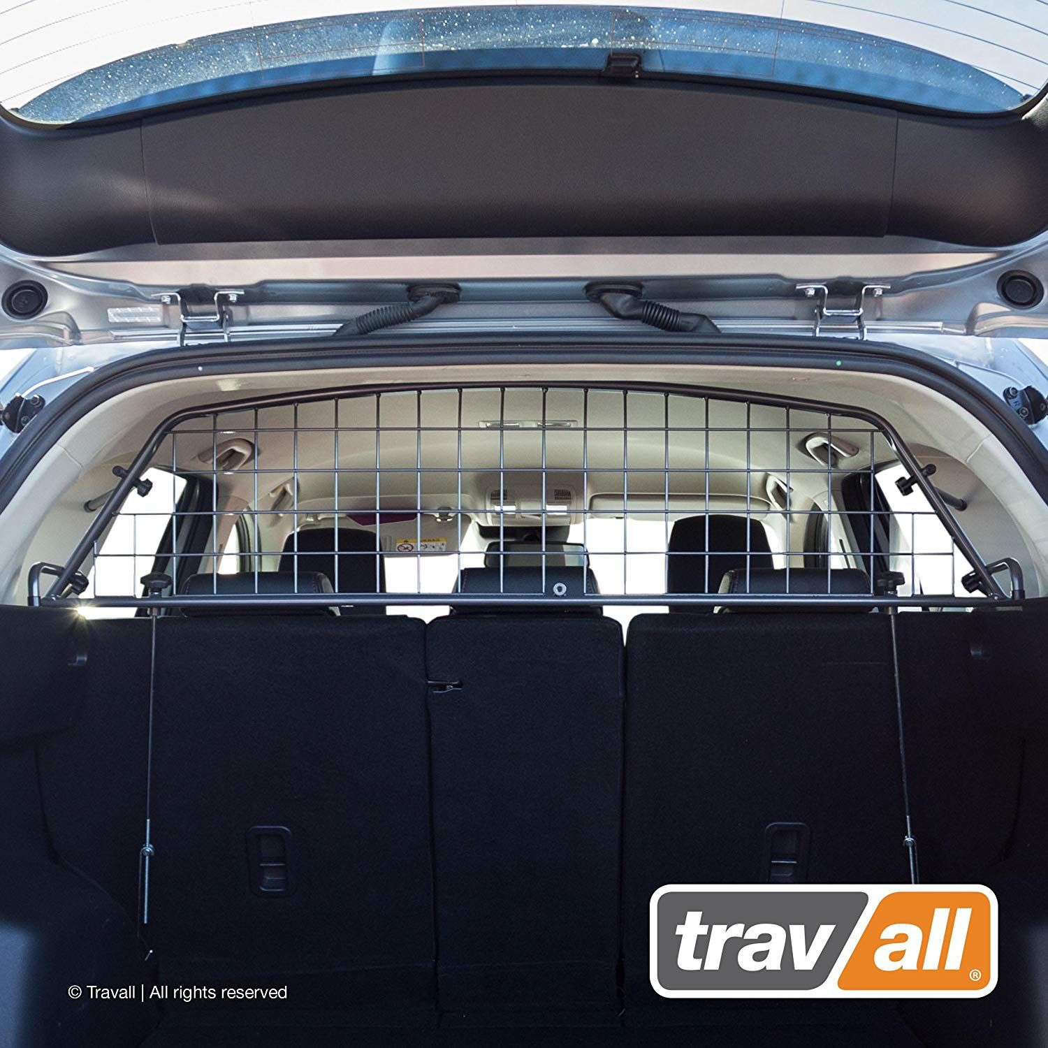 Vehicle-Specific Dog Guard Travall Guard TDG1498