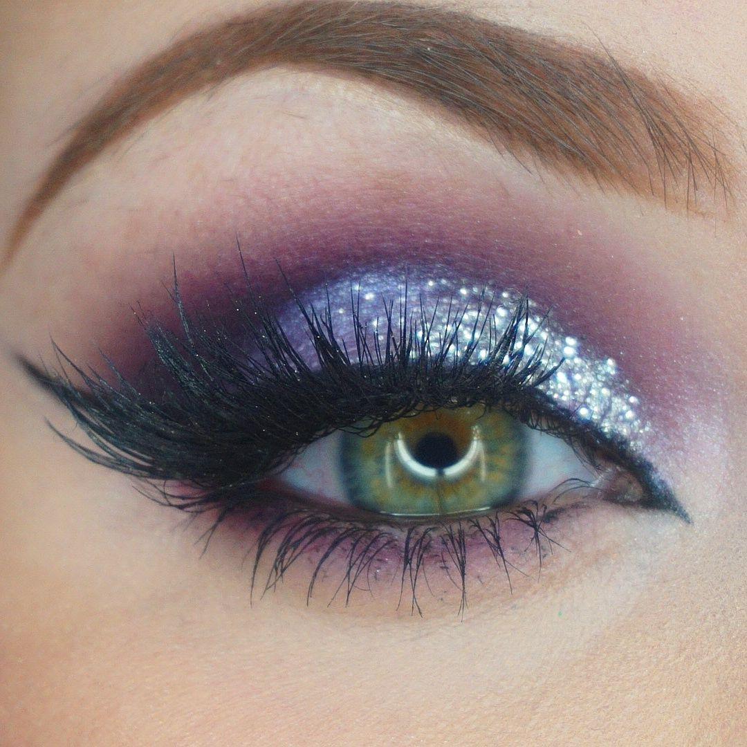 New years purple makeup tutorial motown makeup geek and eyeshadows new years purple makeup tutorial makeup geek baditri Image collections