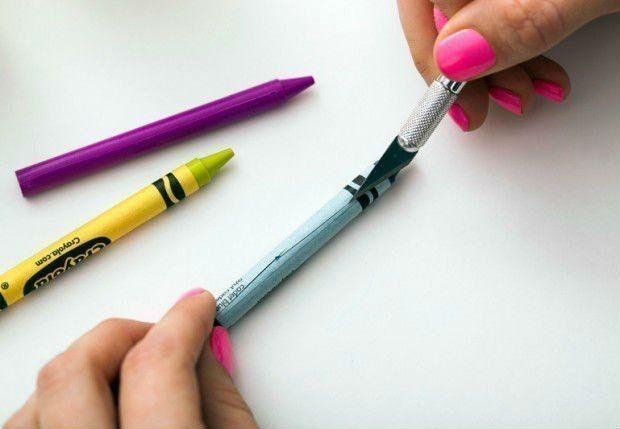 farbige kerzen selber machen, farbige kerzen selber machen-dekoking-1   kerzen   pinterest, Design ideen