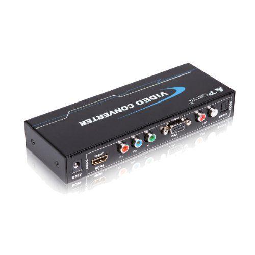 Portta PETHVRP HDMI to Component Ypbpr VGA Converter Adap... https://www.amazon.ca/dp/B00KW6BXRG/ref=cm_sw_r_pi_dp_x_4wwdybPDFYMYW