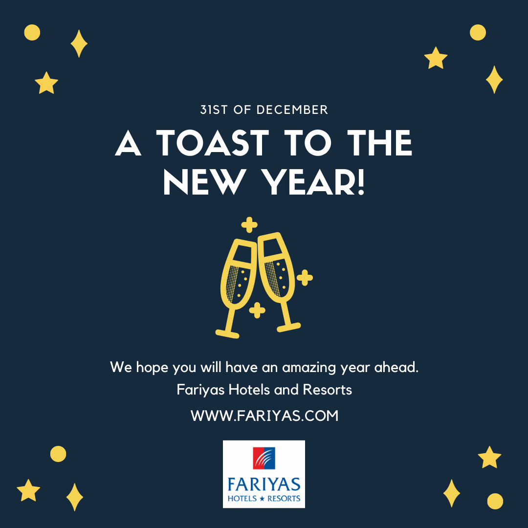 We Hope You Will Have An Amazing Year Ahead Newyearseve Nye Newyear Party Happynewyear Celebration Newyearsparty Hotels And Resorts Luxury Hotel Resort