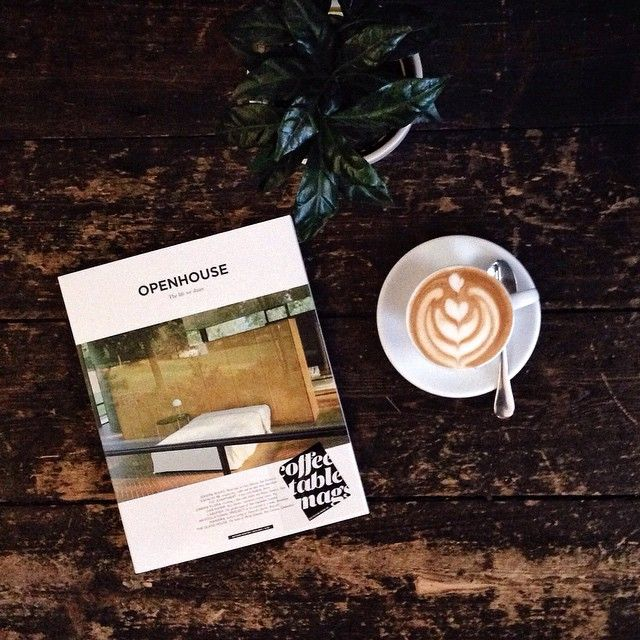 "@coffeetablemags's photo: ""Happy Friday! Hello OPENHOUSE Magazine – Number 2. Just in time before Christmas in our store! #openhousemagazine #coffeetablemags"""