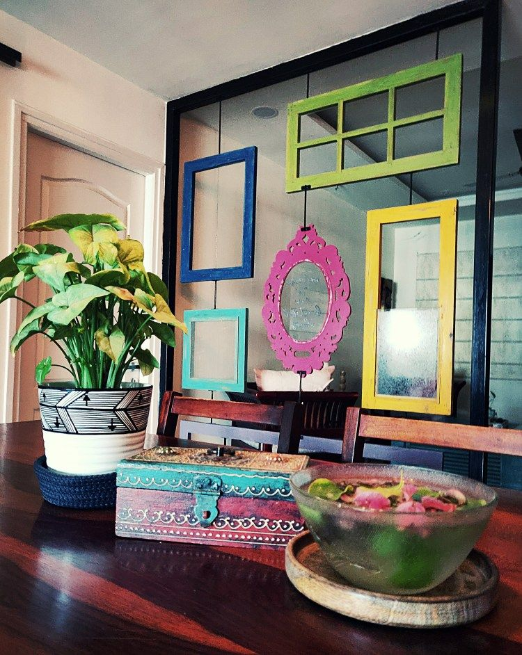 Home Tour A Stunning Hyderabad Home Styled With Warm Colours Indian Living Rooms Living Room Themes Decorating Blogs
