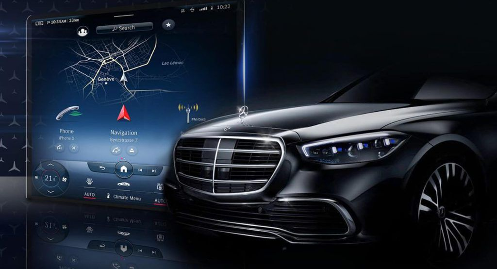 2021 Mercedes SClass Will Reveal Huge New MBUX