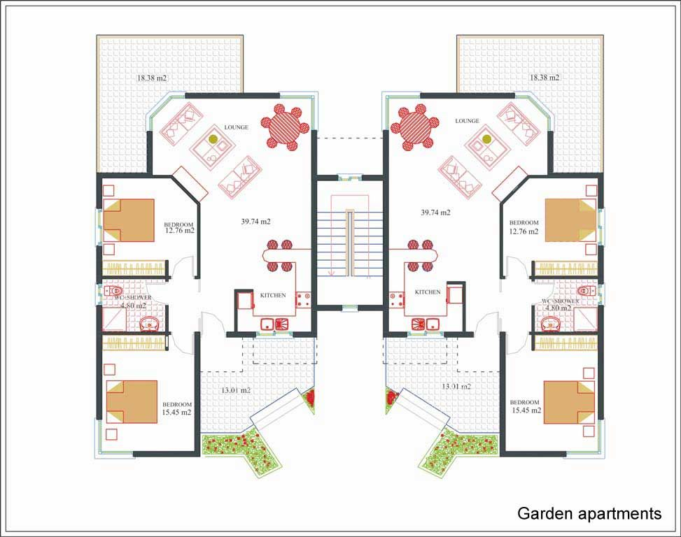 Small Apartment Building Designs Apartments Plans Designs Design
