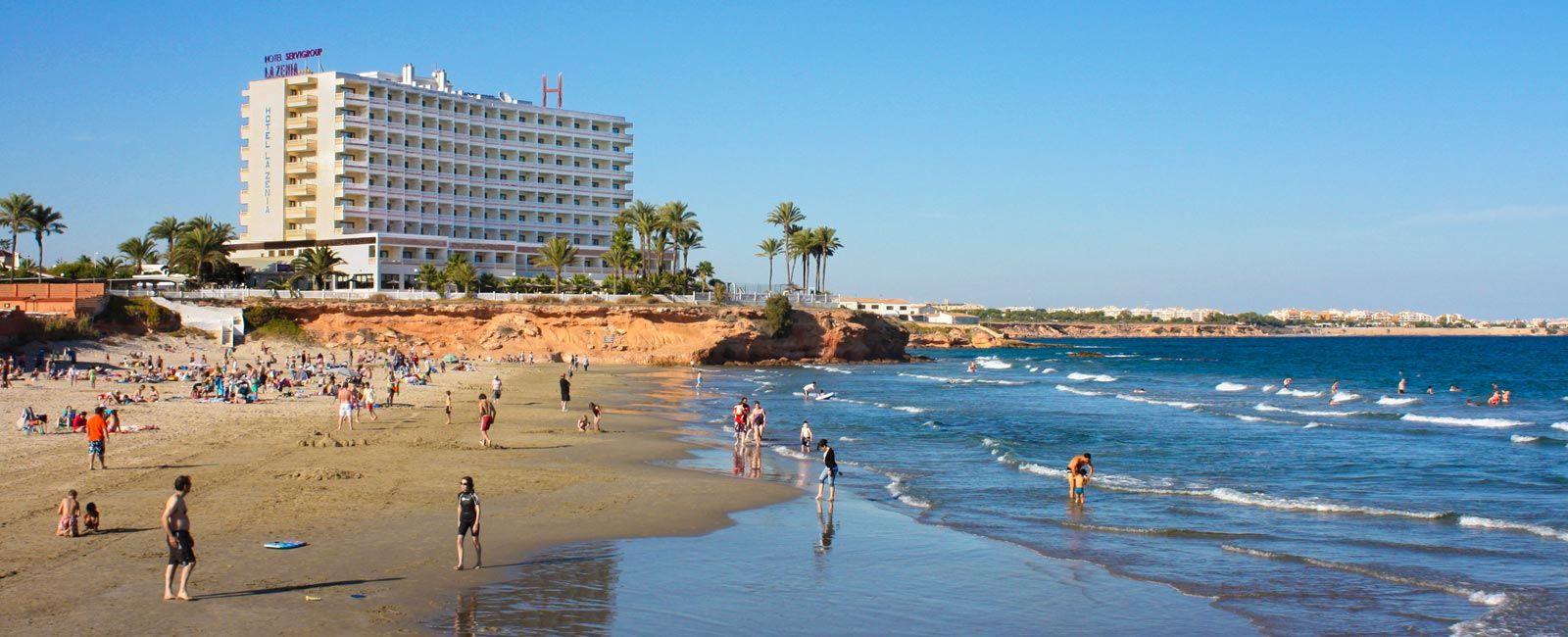 Hotel La Zenia Murcia