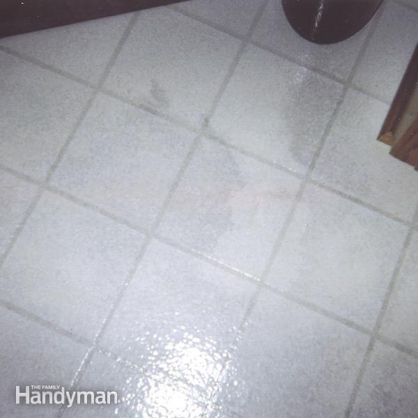 Vinyl Floors Stains Adhesive Diy flooring and House repair
