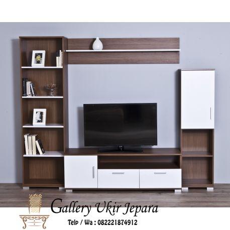 rak tv minimalis terbaru murah ini merupakan desain ...