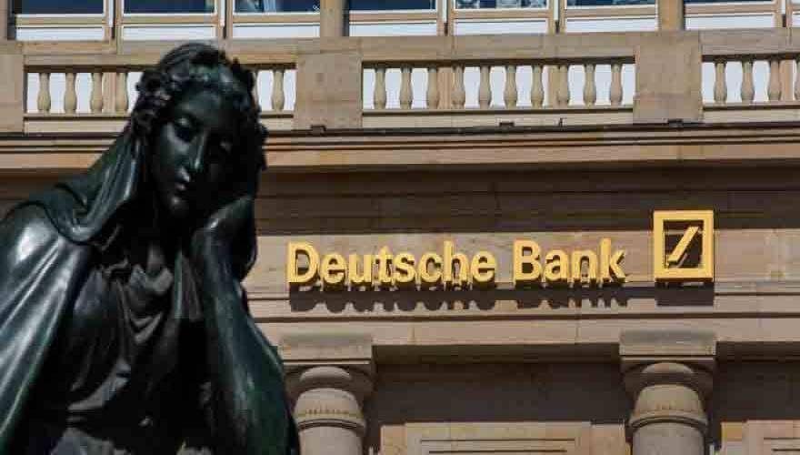 «Σφαλιάρα» 41 εκ. δολαρίων στην Deutsche Bank από την Fed