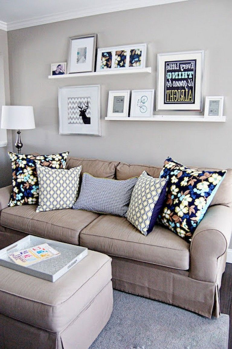 65+ Comfy Living Room Ideas For Small Apartments | Home ...