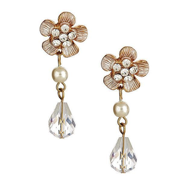David Tutera Embellish Cynthia Earrings All Dressed Up Jewelry