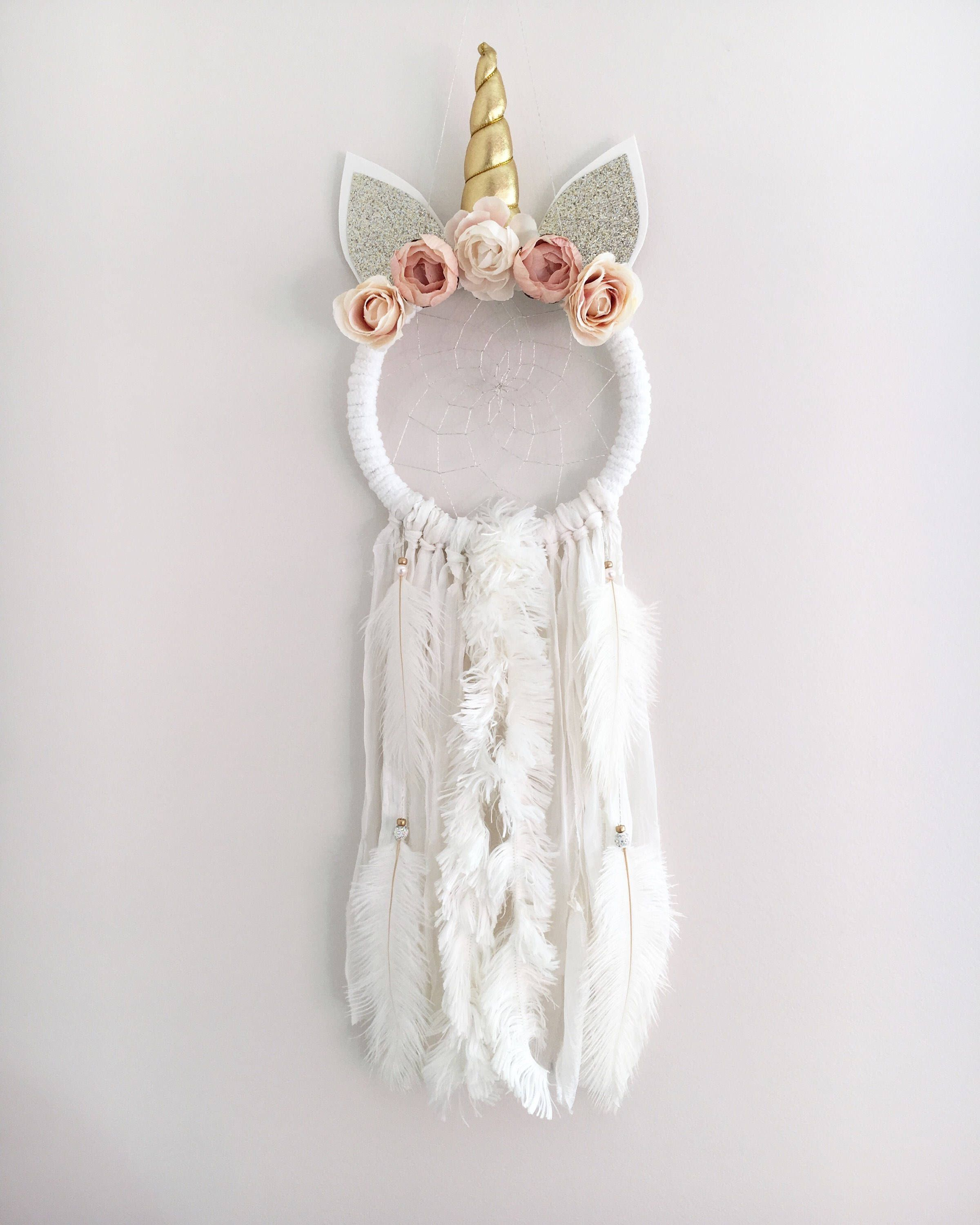 Aysah Unicorn Dream Catcher #dreamcatchers