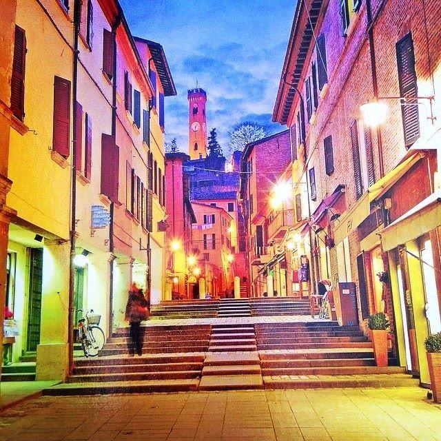 Santarcangelo di Romagna, Rimini, Italy