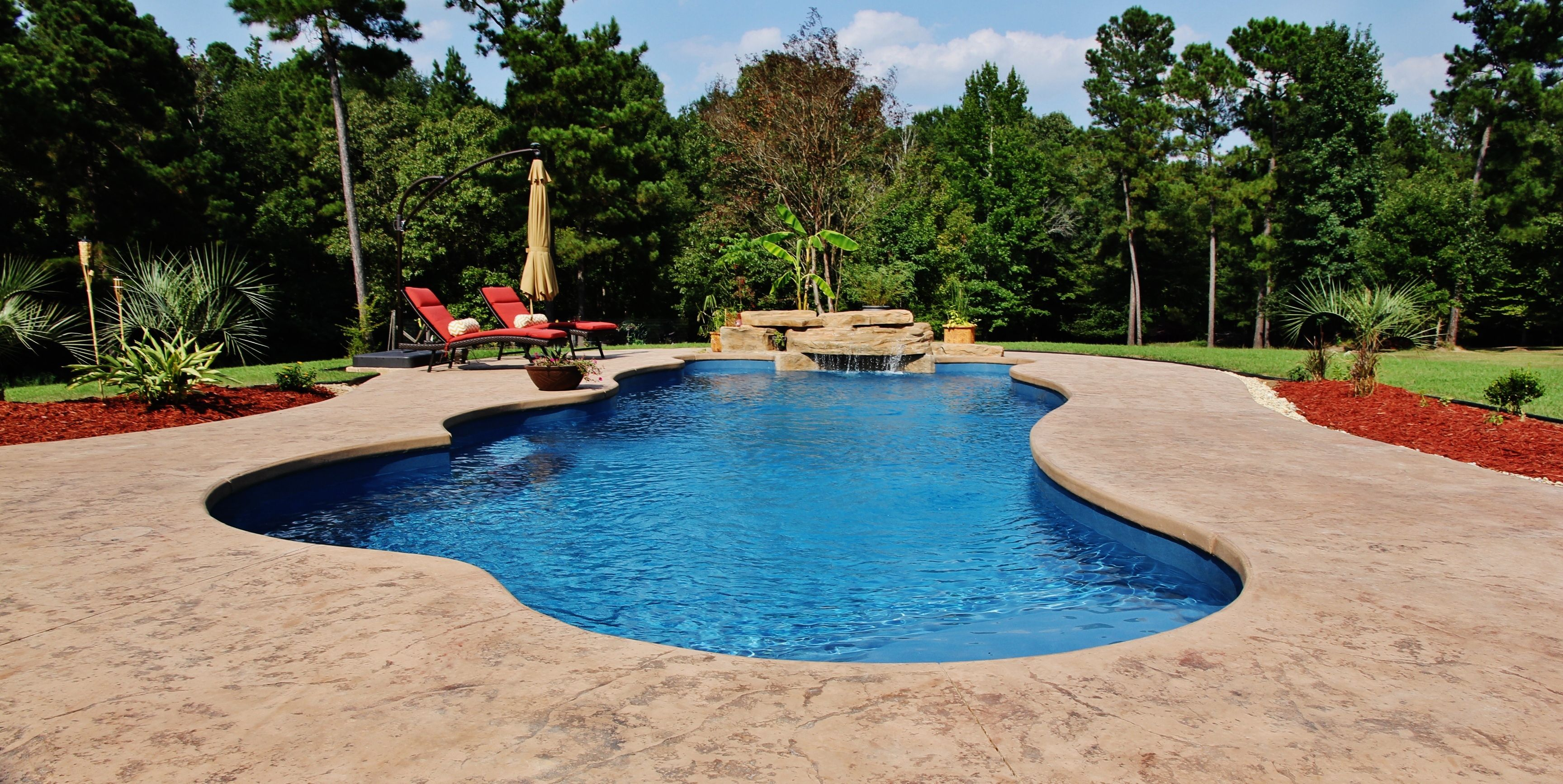 Backyard Leisure Pools and Spas Concord . Backyard Leisure ...