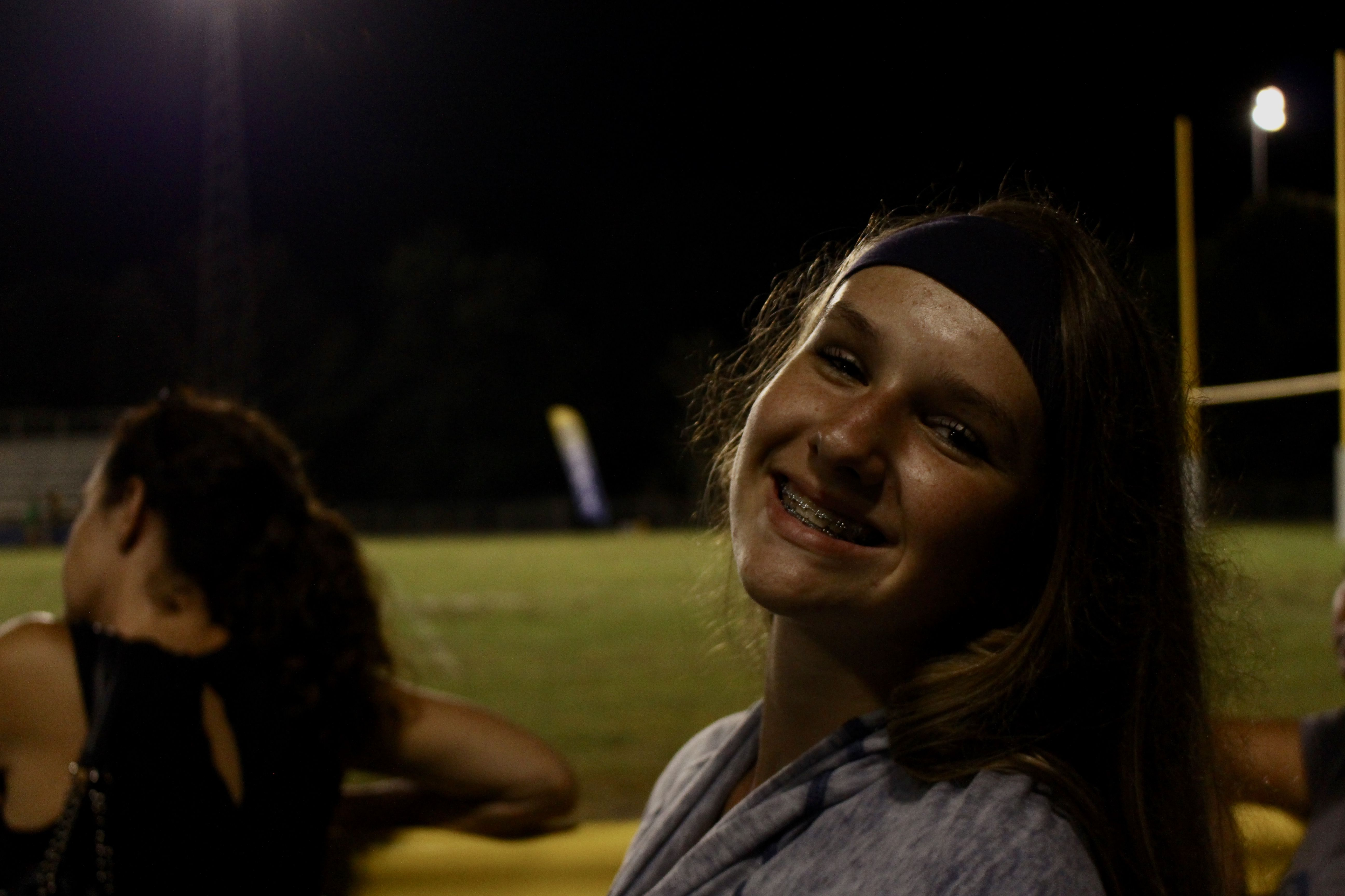 Beautiful Photo Of Alexa Rae Taken At A Lyman Highschool