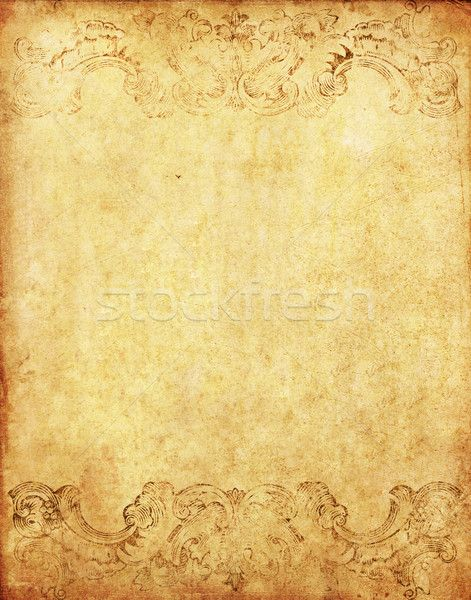 Old Grunge Paper Background With Vintage Victorian Style Stock Photo C Nongnuch Leelaphasuk Happydancing 1 Grunge Paper Kate Spade Inspired Wedding Vintage
