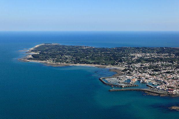 Port Port Joinville Toutes Les Informations Sur Le Port Ile Yeu Portes Photo Aerienne