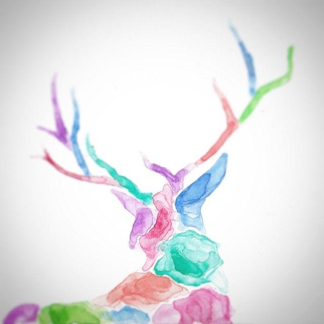I had a dream I was a deer