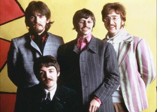 ♥♥J. Paul McCartney♥♥  ♥♥♥♥George H. Harrison♥♥♥♥  ♥♥Richard L. Starkey♥♥  ♥♥John W. O. Lennon♥♥