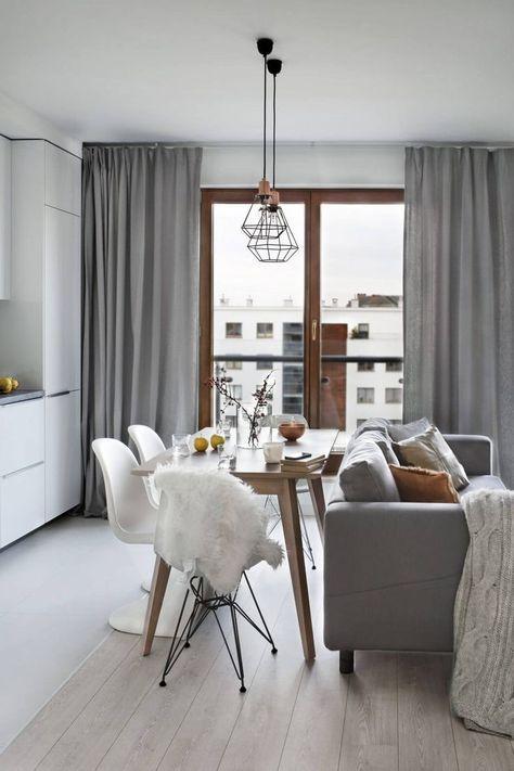 Fensterdeko mit gardinen von der befestigung bis zur - Fensterdeko wohnzimmer ...