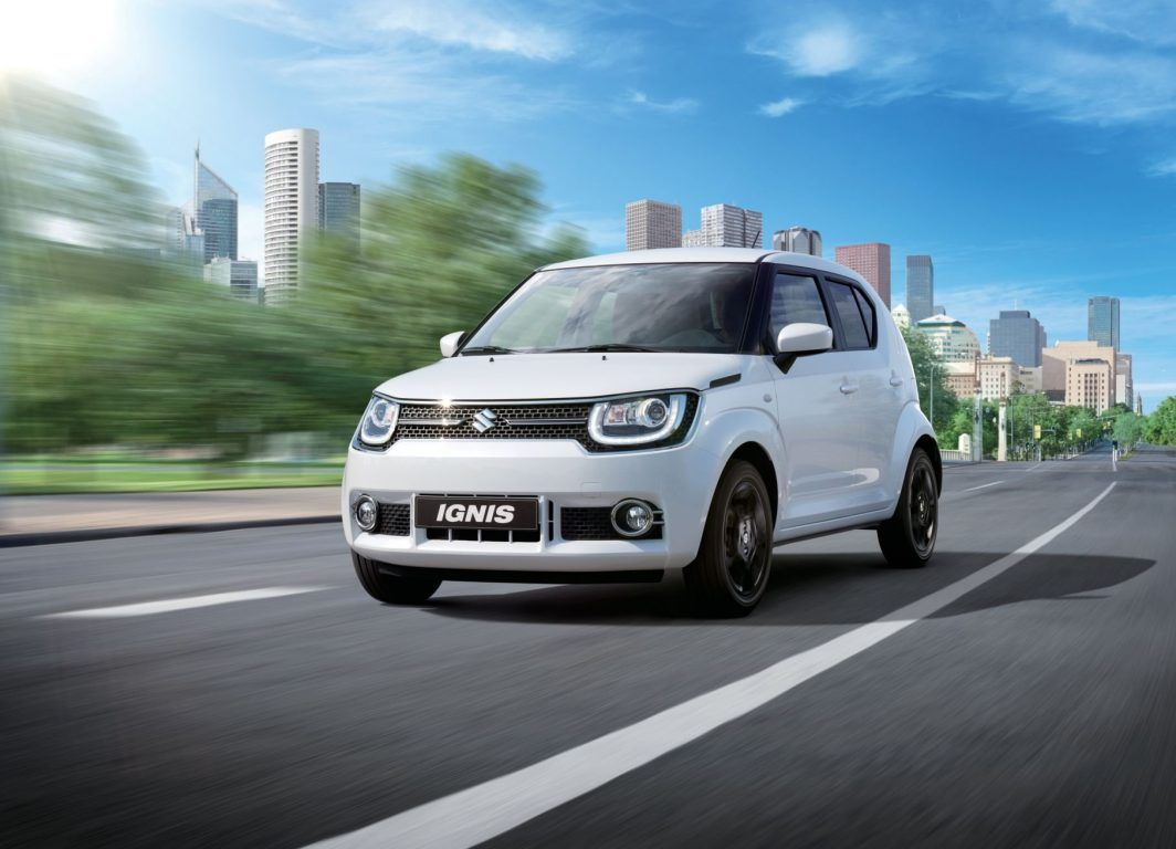 2019 Suzuki Ignis Stewart S Automotive Group Inside Suzuki Ignis