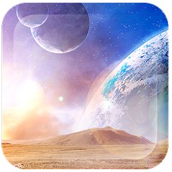 Space World Live Wallpaper Pro 1.0 APK Download Android