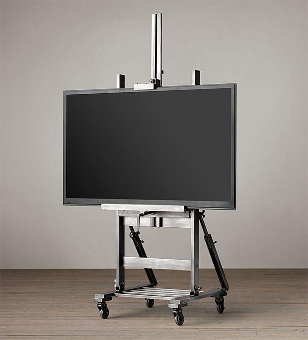 Gunmetal Tv Easel At Werd Com Decor Furniture Restoration