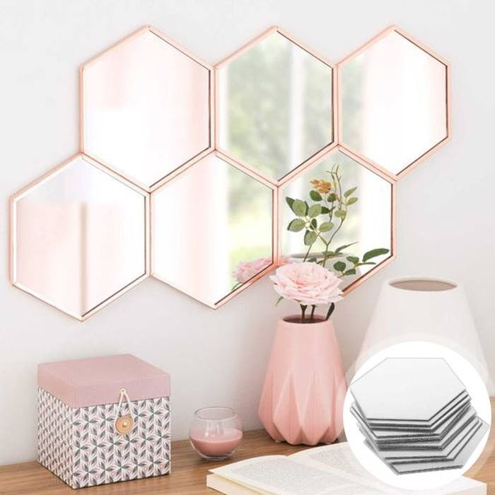 Diy Mirror Wall Art Rose Gold Bedroom Decor Gold Bedroom Decor Rose Gold Bedroom